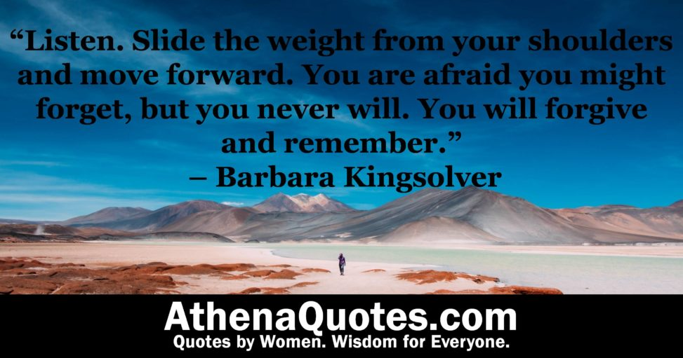 Athena Quotes Listen Slide The Weight From Your Shoulders And